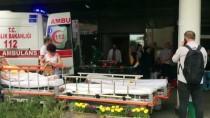 HASTANE - Kadıköy'de Özel Bir Hastanede Yangın