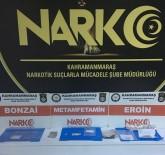 Kahramanmaraş'ta Uyuşturucu Operasyonu Açıklaması 2 Gözaltı