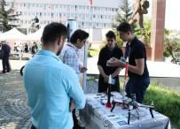 'Karaelmas' Roketi Bin 500 Metreyle Teknofest'te Finale Hazırlanıyor