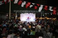SEYRANTEPE - Karaköprü'de Vatandaşlar Etkinlikte Doyasıya Eğlendi