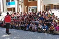 HAREKETSİZLİK - Karaman'da Çocuklar Atletizme Kazandırılıyor