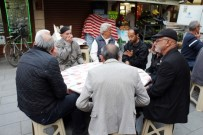Konya'da Garipler 'Gül İftarı' İle Sevindiriliyor