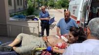 Köy Muhtarı Silahla Vuruldu
