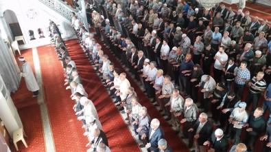 Kulu'da Yağmur Duası Yapıldı