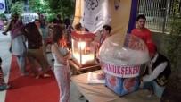 ÇİĞ KÖFTE - KYK'da 'Ramazan Sokağı'