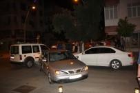 TİCARİ ARAÇ - Manavgat'ta Zincirleme Trafik Kazası Açıklaması 1 Yaralı
