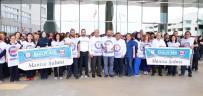 Manisa Sağlık-Sen'den Şehir Hastanesinde 'Aşırı İş Yükü' Eylemi