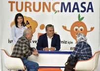 Muratpaşa'da 'Turunç Masa' Fark Oluşturuyor
