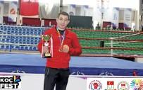 SÜLEYMAN DEMIREL ÜNIVERSITESI - Mürşit Gökhan Özhan Türkiye Şampiyonu Oldu