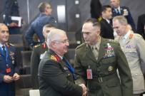 GENELKURMAY BAŞKANI - NATO Genelkurmay Başkanları Brüksel'de Toplandı