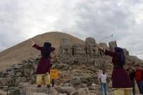 KAYHAN - Nemrut Dağı'nda Sportif Etkinlik