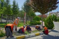 Nevşehir Belediyesinden Bahar Temizliği