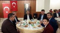 Orhaneli'de Ak Parti İlçe Teşkilatı İftar Yemeğinde Buluştu