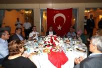 Polisevinde Şehit Ve Gazi Aileleri Onuruna İftar Yemeği Düzenlendi