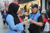 Polisler Vatandaşları Bilinçlendirdi