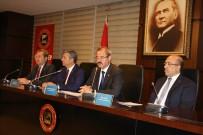 İŞ BANKASı - Sanayi Odası Meclis Toplantısı Gerçekleşti