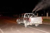 Seydişehir Belediyesinden Haşere İle Mücadele