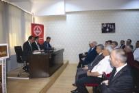 Sungurlu'da Eğitim Ve Okul Güvenliği Toplantısı