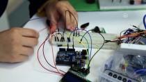 ANTAKYA - Suriyeli Öğrenciden Zararlı Gazları Önleyici Alarm Sistemi