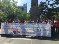 TRABZONSPOR - Trabzonspor Taraftarından Cumhurbaşkanı Erdoğan'a Teşekkür