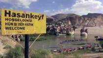 HALUK KOÇ - Turistler İçin Hasankeyf'te Hazırlanan 'Mağara Otel' Yazın Açılıyor