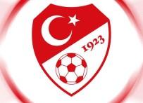 ALI PALABıYıK - Türkiye - Yunanistan Maçının Hakemleri Açıklandı