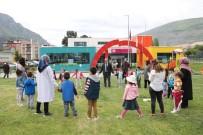 İŞİTME ENGELLİLER - Unutulmaya Yüz Tutmuş Çocuk Oyunlarını Oynadılar