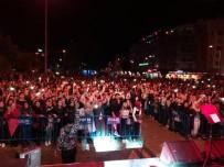 Uşak'ta Gençlik Yürüyüşü Yapıldı
