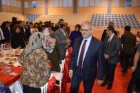 Vali Karaloğlu'ndan,Korkuteli'de Şehit Aileleri Ve Gazi Yakınlarıyla İftar