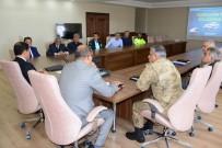 Vali Mustafa Masatlı, Başkanlığında Otobüs Firması Yetkilileri İle Toplantı Yapıldı