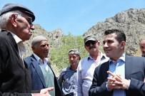 Vali Yardımcısı Duruk'tan Köy Ziyareti