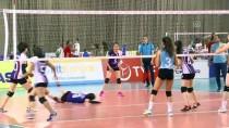Voleybol Küçükler Türkiye Şampiyonası Kocaeli'de Başladı