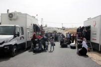 5 Bin Suriyeli Ramazan Bayramı İçin Ülkesine Gitti