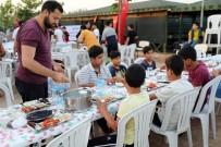 SAHUR YEMEĞİ - 900 Suriyeli Öğrenciye İftar Ve Sahur Yemeği Verildi