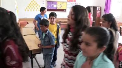 Ağrı'da 90 Öğrenci İlk Defa Sinemayla Tanıştı