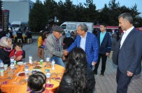 Akşehir'de Şehit Ve Gazi Ailelerine İftar Yemeği