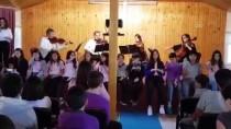 ÇAYıRBAŞı - Anadolu Çocuklarının Yüzünü Güldüren Senfoni