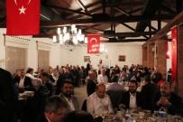 OSMAN AŞKIN BAK - Anadolu Yayıncılar Derneği İftar Yemeğinde Buluştu