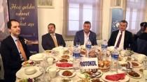 OSMAN AŞKIN BAK - Anadolu Yayıncılar Derneği İftarı
