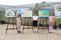 Aydın'da OGM 180. Yıl Resim-Slogan Yarışması Ödülleri Sahiplerini Buldu