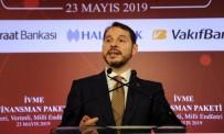 ZIRAAT BANKASı - Bakan Albayrak, İVME Finansman Paketi'nin Detaylarını Açıkladı