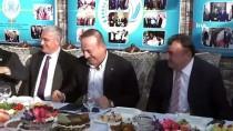 ÇAVUŞOĞLU - Bakan Çavuşoğlu, Kazakistan'daki Ahıskalı Türklerle Bir Araya Geldi
