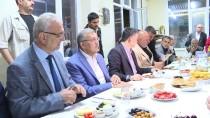 Bakan Pakdemirli Beykoz'da Vatandaşlarla Sahur Yaptı