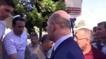 HASTANE - Bakan Soylu, Arnavutköy'de Esnaf Ziyareti Yaptı