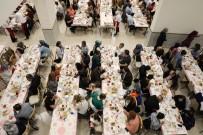 Bartın Üniversitesi Ailesi İftarda Bir Araya Geldi