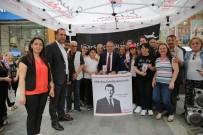Başkan Böcek İstanbul'da Antalyalı Hemşehrileri İle Buluştu