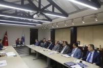 MEMDUH BÜYÜKKıLıÇ - Başkan Büyükkılıç Ve Başkan Cabbar'dan İstişare Toplantısı