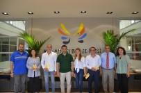 Başkan Günel, Avrupa'nın En Başarılı Üniversiteli Aşçılarını Tebrik Etti