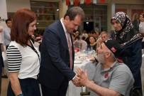 Başkan Seçer, Şehit Aileleri Ve Gazilerle İftarda Buluştu