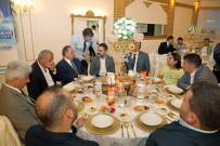Başkan Yalçın'dan Cumhur İttifakı'na İftar